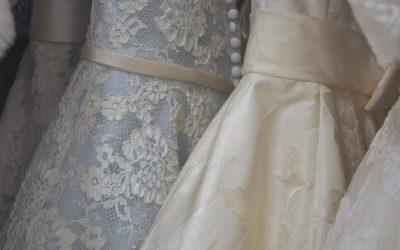 Wedding Dresses 1900-1940